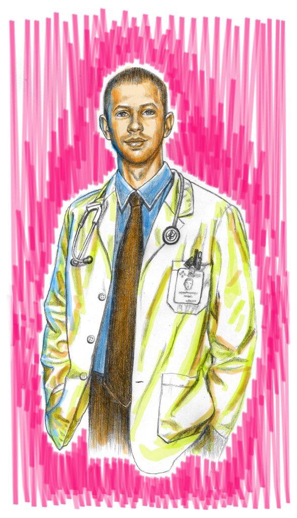Dr. Ravi Seyed-Mahmoud a.k.a. A. L. Freedman