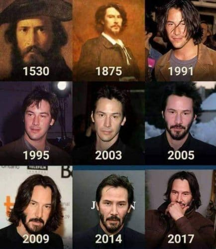 Keanu Immortal