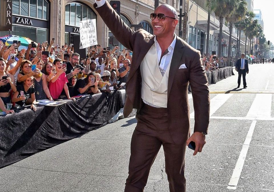 The Rock: 2019 Most Popular